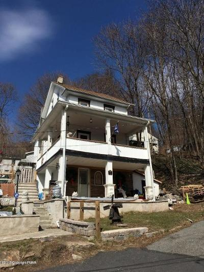 Jim Thorpe Single Family Home For Sale: 707 South St