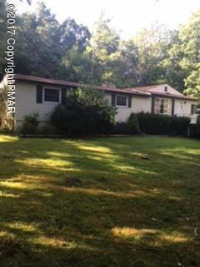 East Stroudsburg Single Family Home For Sale: 1116 Shady Hill Rd