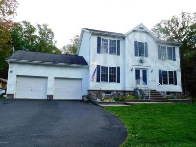 East Stroudsburg Single Family Home For Sale: 109 Winchester Dr