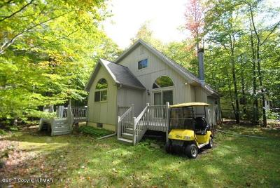 Pocono Lake Single Family Home For Sale: 1104 Wissinoming Dr