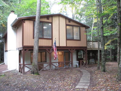 Towamensing Trails Single Family Home For Sale: 174 Longfellow Cir