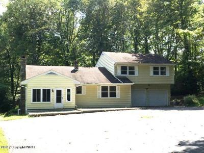 Canadensis Single Family Home For Sale: 414 Long Rd