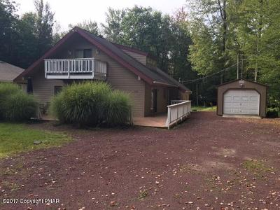 Locust Lake Village Single Family Home For Sale: 1526 Lake Ln