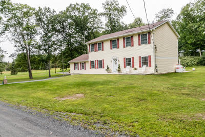 Stroudsburg Single Family Home For Sale: 2210 Pioneer Rd