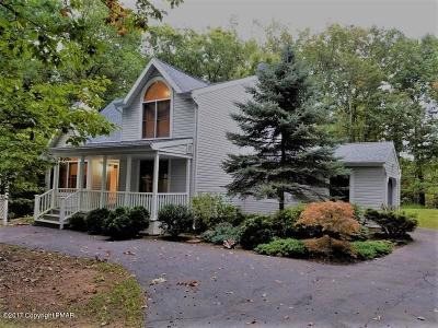 Saylorsburg Single Family Home For Sale: 15 Mossy Ln