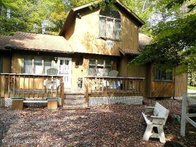 Pocono Lake Single Family Home For Sale: 241 Wyalusing Drive