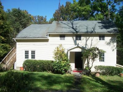Stroudsburg Rental For Rent: 1081 Neola Church Rd