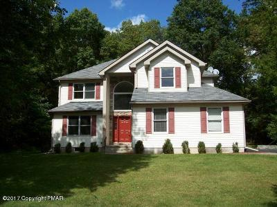 East Stroudsburg Single Family Home For Sale: 78 Spangenburg Ave