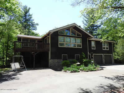 Locust Lake Village Single Family Home For Sale: 109 Pilgrimln