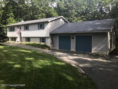 Effort Single Family Home For Sale: 382 Upper Ridge Dr