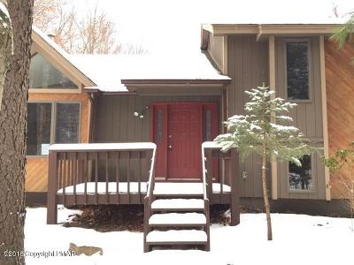 Pocono Pines Single Family Home For Sale: 277 Route 423