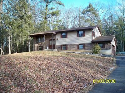 Stroudsburg Single Family Home For Sale: 5051 High Terrace Rd