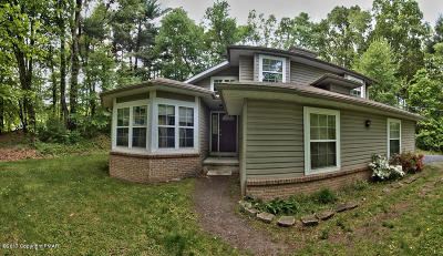 Stroudsburg Single Family Home For Sale: 1244 Dreher Ave