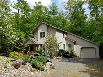 Pocono Pines Single Family Home For Sale: 1210 Redwood Terrace