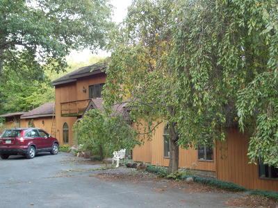 Single Family Home For Sale: 280 Monomonock Rd