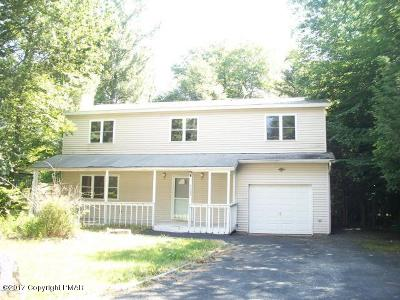 Pocono Summit Single Family Home For Sale: 4123 Indian Ave