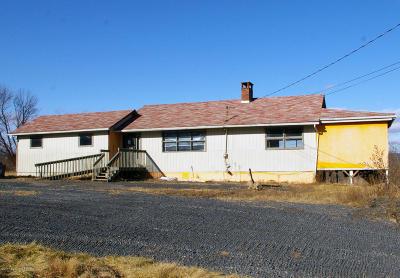 Sciota Single Family Home For Sale: 2419 Route 209