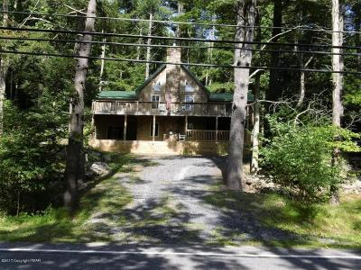 Canadensis Single Family Home For Sale: 447 Pa