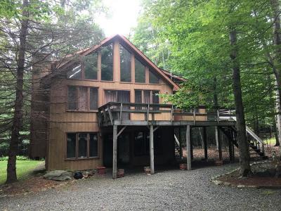 Gouldsboro Single Family Home For Sale: 48 Ridge Road