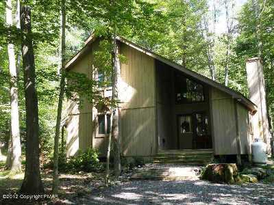 Locust Lake Village Single Family Home For Sale: 138 Elk Run Road