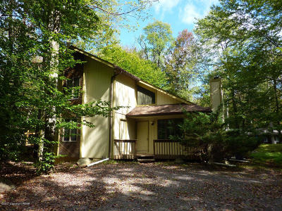 Single Family Home Sold: 1134 Manor Hill Road