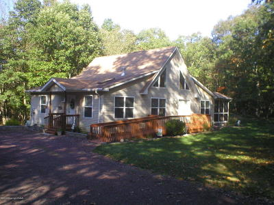 Towamensing Trails Single Family Home For Sale: 457 Kilmer Trl