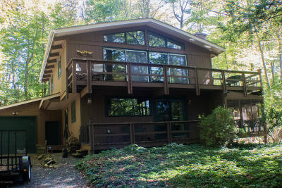 Pocono Pines Single Family Home For Sale: 2425 Overlook Ln