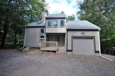 Pocono Pines Single Family Home For Sale: 1513 Evergreen Rd