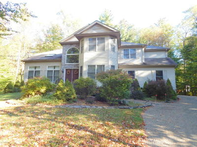 Pocono Pines Single Family Home For Sale: 5131 Woodland Ave