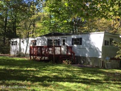 Gouldsboro Single Family Home For Sale: 1503 Coolbaugh Rd