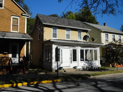 Stroudsburg Multi Family Home For Sale: 30 N 10th Street