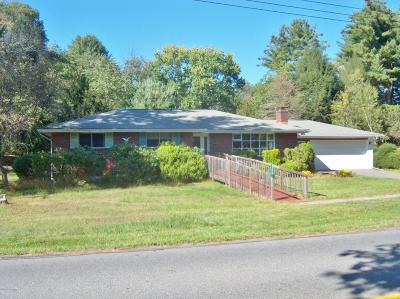 Stroudsburg Single Family Home For Sale