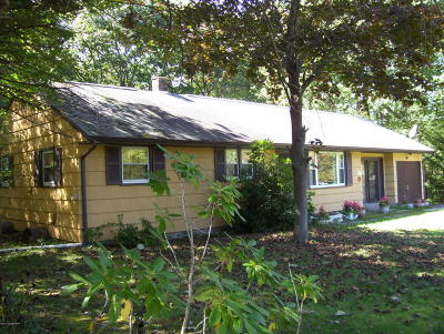 Single Family Home For Sale: 249 Winona Rd