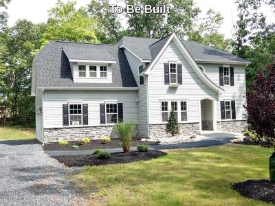 East Stroudsburg Single Family Home For Sale: Lot 2 Cherry Wood Ct