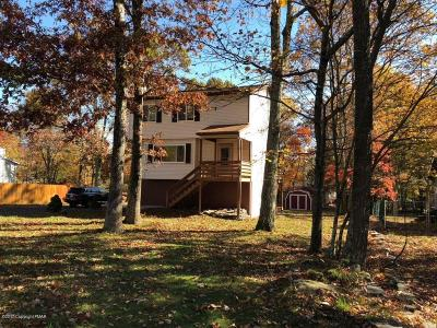 Dingmans Ferry PA Single Family Home For Sale: $187,000