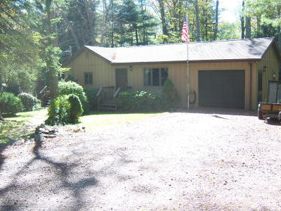 Blakeslee Single Family Home For Sale: 118 Colony Dr