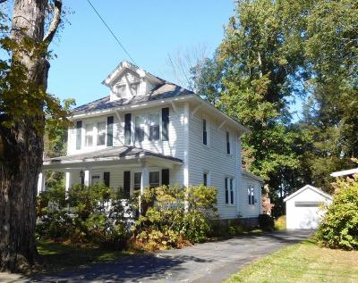 Stroudsburg Single Family Home For Sale: 754 Bryant Street