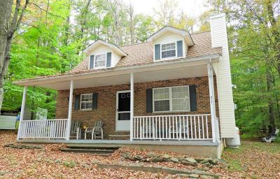 Pocono Lake Single Family Home For Sale: 71 Minisink Drive