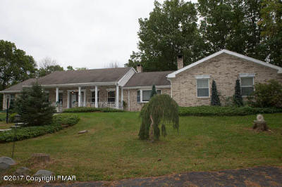 Stroudsburg Single Family Home For Sale: 5595 Olde Mill Run