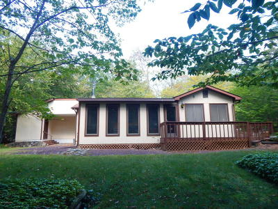 Tobyhanna PA Single Family Home For Sale: $119,900