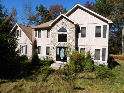 Pocono Pines Single Family Home For Sale: 4133 Calendula Court
