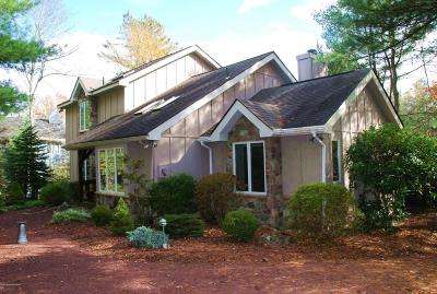 Lake Naomi Single Family Home For Sale: 6104 Lakeview Dr