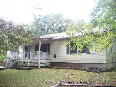 Effort Single Family Home For Sale: 231 Sawtooth Dr