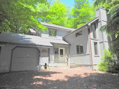 Pocono Pines PA Single Family Home For Sale: $335,000