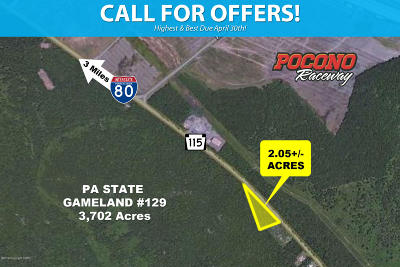 Long Pond Commercial For Sale: Pa 115
