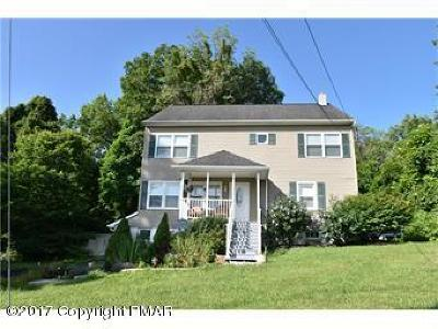 Nazareth Single Family Home For Sale: 606 School Rd