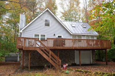 Pocono Lake Single Family Home For Sale: 2117 Sheshequin Dr