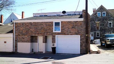 Bangor Single Family Home For Sale: 119 Market St