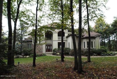 Palmerton Single Family Home For Sale: 60 Whispering Wood Dr