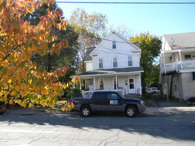 East Stroudsburg Multi Family Home For Sale: 291 S Courtland St